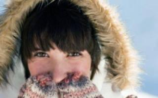 Как проявляется аллергия на холод: у вас простуда, экзема или именно аллергия
