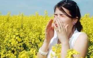 Симптомы и лечение аллергического ринита
