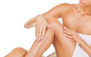Прыщи на ногах у женщин: профилактика и лечение