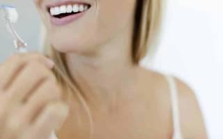 Правильный уход за зубами и полостью рта