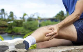 Что делать, если свело ногу судорогой и боль в ноге длительное время