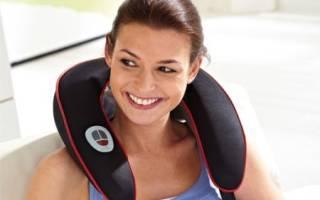 Какие массажеры эффективны при шейном остеохондрозе