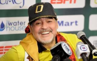 Диего Марадона был арестован сразу, как сошел с трапа самолета