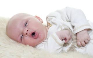 Свистящий кашель у маленького ребенка
