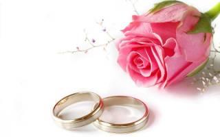 Розовая свадьба – традиции, варианты подарка мужу и жене