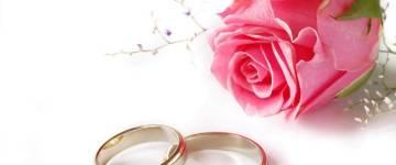 Розовая свадьба — традиции, варианты подарка мужу и жене
