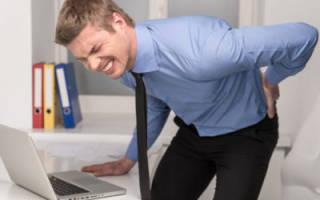 Как осуществляется лечение поясничного остеохондроза, если болят ноги и трудно ходить?