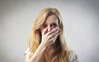 Почему появляется горечь и сухость во рту