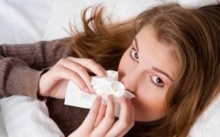 Правильное питание при простуде и гриппе
