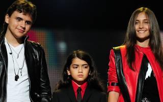 Сыновья Майкла Джексона решили стать блогерами на YouTube