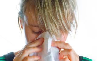 Причины и симптомы фронтита