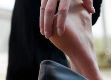 Причины появления болей в пятках при ходьбе и методы лечения