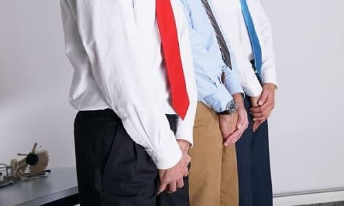 Рези при мочеиспускании у мужчин причины возникновения и лечение