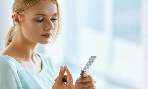 Из таблеток лучше выбирать те, что будут долго действовать, чтобы в течение суток поддерживать необходимую дозировку и не допускать раздражения слизистой желудка