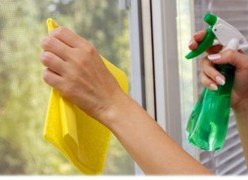 Как выбрать средство для мытья окон