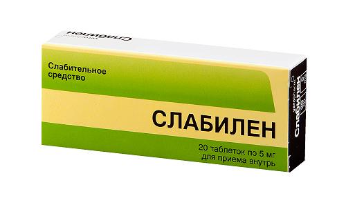 Аналогом препарата Регулакс эффективного через 10 часов, является Слабилен