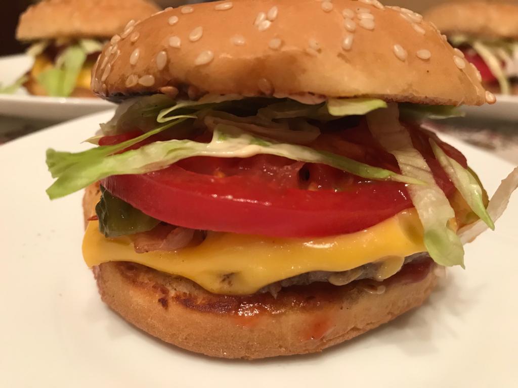 рецепт бургера в домашних условиях с фото разрешили озвучить терминатора