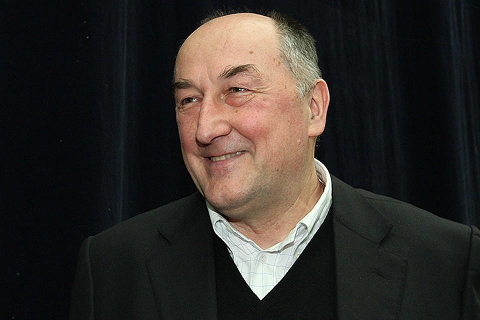 Борис Клюев - настоящий мужской типаж отечественного театра и кино