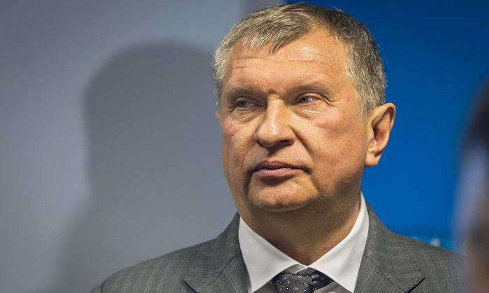 Биография Игоря Сечина