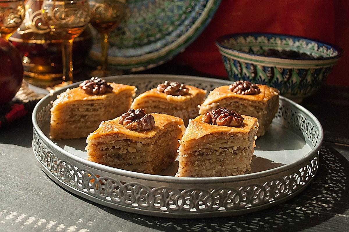 турецкие десерты рецепты с фотографиями