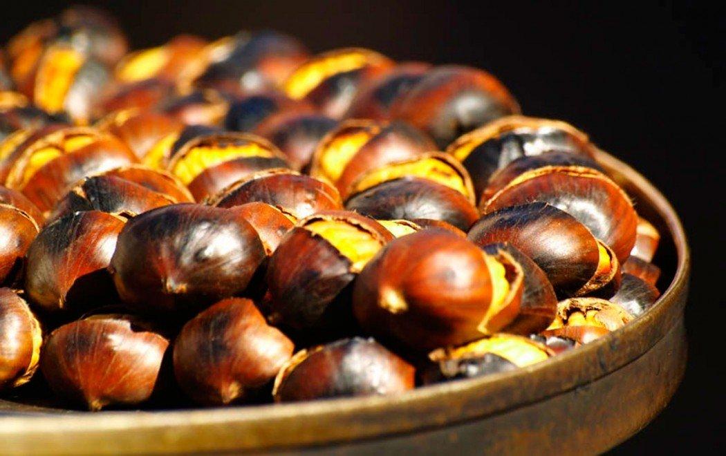 Каштан входит в состав многих блюд