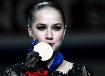Алина Загитова – умница, красавица, спортсменка