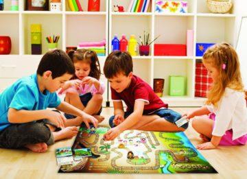 Детские настольные игры для развития внимания