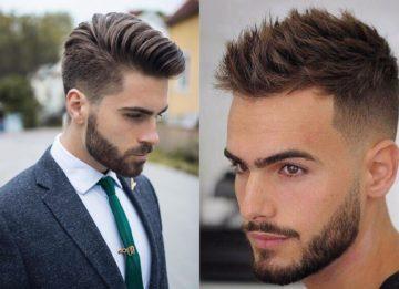 Мужские модельные стрижки: от британки до пристона