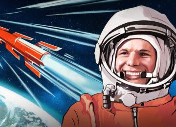 Как и почему празднуется день космонавтики