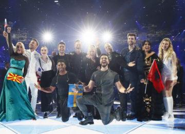 Сергей Лазарев среди финалистов «Евровидение -2019»
