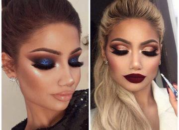 5 главных антитрендов в макияже 2019 года. Такое «лицо» больше не в моде!