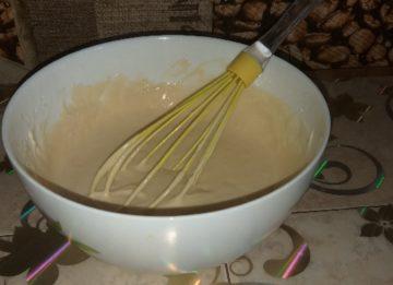 Рецепт оладий на йогурте