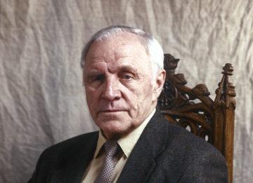 Актер Михаил Ульянов - человек, которому верили
