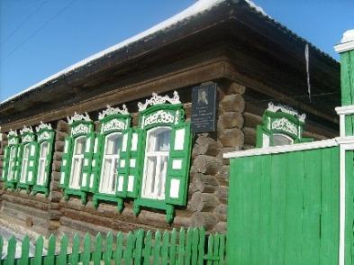 Дом-музей М.А. Ульянова в Таре