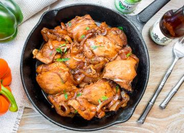 Как приготовить куриное адобо