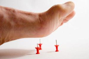 ноги у диабетиков