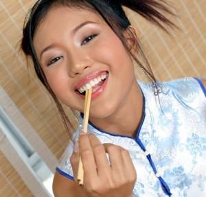 японка знает толк в диетах