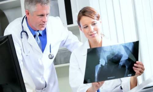 После процедуры пациент получает заключение и снимки