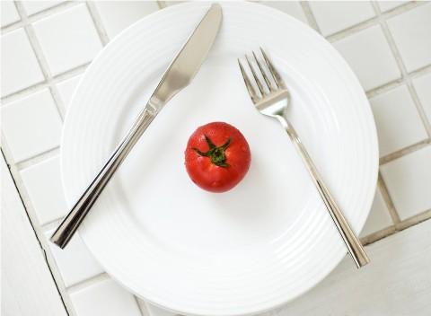Не стоит полностью отказываться от еды!
