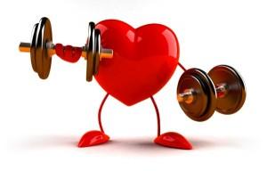 Тренировка для сердца!