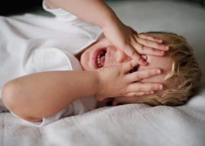 Симптоматика эпилепсии и ночных миоклонов