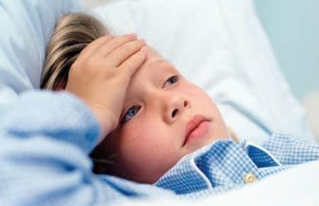 Этиологиянедуга у детей