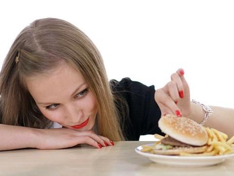Придется ограничивать себя в еде!