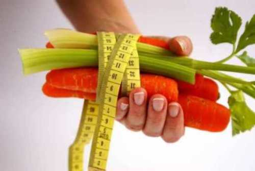 Здоровое питание играет большую роль!