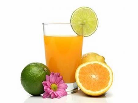 Апельсиновый сок!