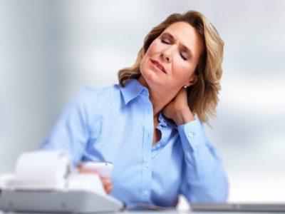 Может ли быть температура при остеохондрозе шейного, грудного отделов позвоночника