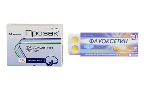 Когда возникают психосоматические патологии, то часто встает вопрос о том, что выбрать - Прозак или Флуоксетин