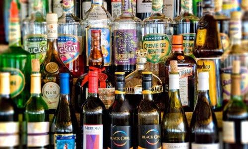 Во время терапии необходимо исключить употребление спиртных напитков