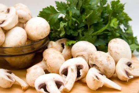 Замечательный грибы!