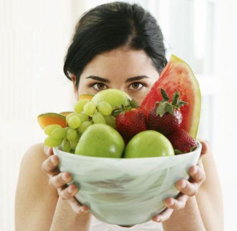 Худеть с фруктами просто!